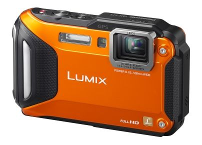 Panasonic Lumix FT5 Camera // Waterproof, shockproof, freezeproof, dustproof and pressure resistant... the perfect camera to accompany adventurous travellers!