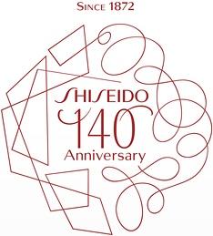 SINCE 1872 SHISEIDO 140 Anniversary