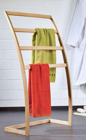Оригинальный полотенцедержатель своими руками (мастер-класс, фото, чертежи)