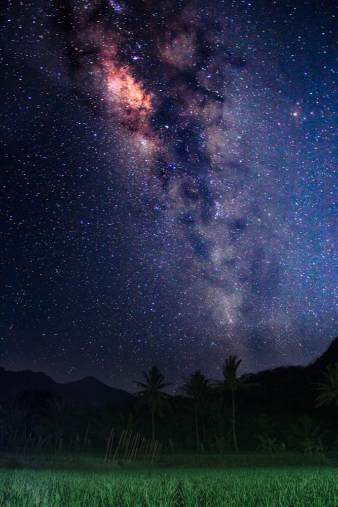 Way From Star by Franciscus Satriya Wicaksana
