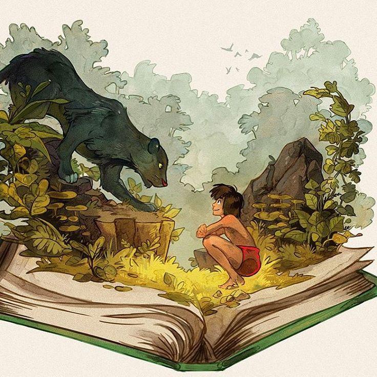 El Libro de la Selva...