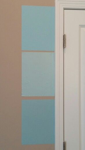 From top to bottom glidden topical lagoon behr malaysian for Green beige paint color