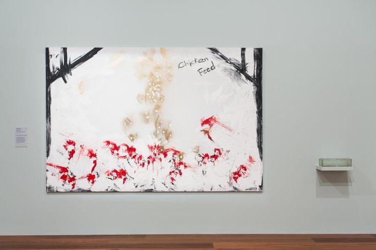 Melbourne Now exhibition, Clinton Nain profile