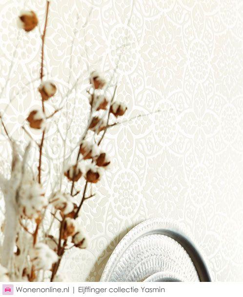 Eijffinger Yasmin #behang #interieur inspiratie