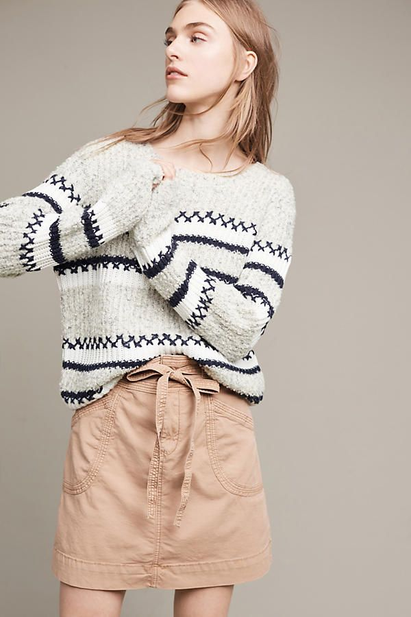 Claudine Sweater