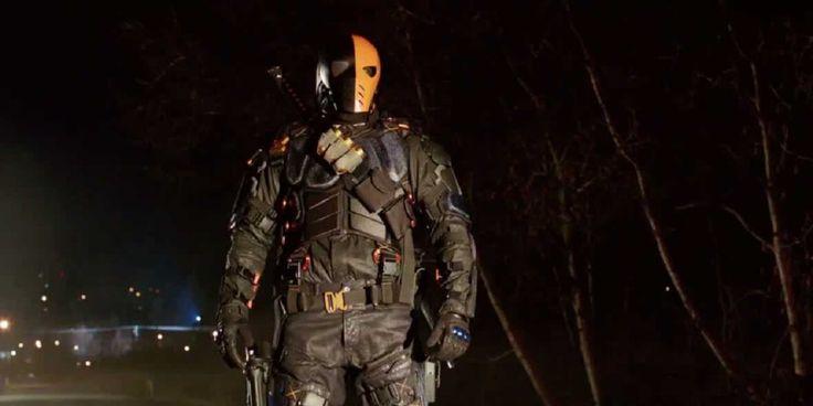 Arrow: Manu Bennett Teases Deathstroke's Return in Season 6