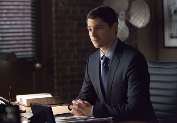 Q & A: Gotham's Nicholas D'Agosto on the Challenges of Playing Harvey Dent