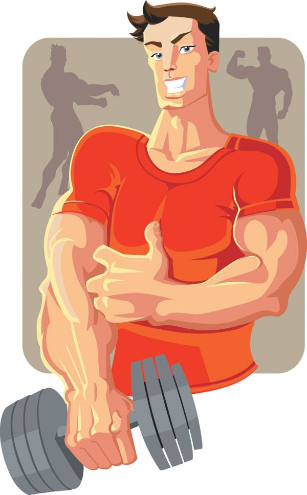 free vector Sports figures vector graphic available for free download at 4vector.com. Check out our collection of more than 180k free vector graphics for your designs. #design #freebies #vector