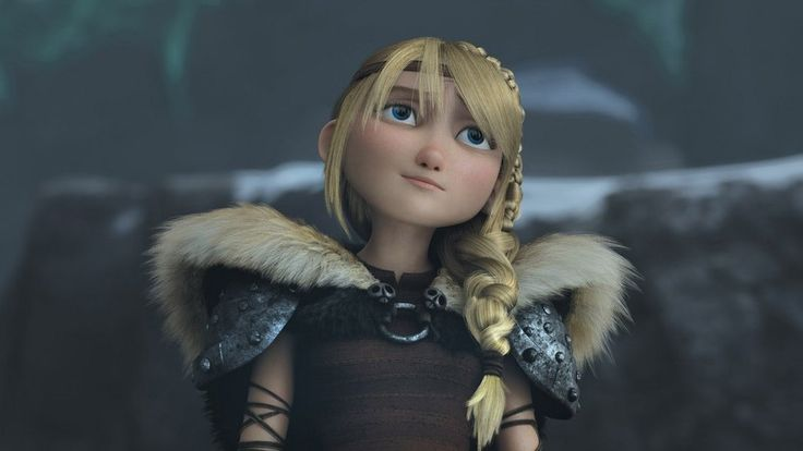 Is Astrid Sympathizing With Hiccup In This Image Like Hes Trying To Speak Front Of A Large Crowd And Doing Horrible So She Has Look On Her Face