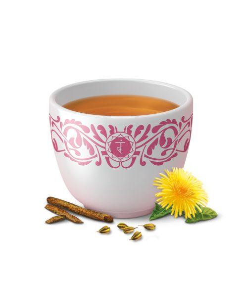 YOGI TEA® Detox is een melange van kruiden en specerijen die traditioneel al eeuwenlang de reiniging ondersteunen. Reinigende kruiden als kliswortel en paardenbloem stimuleren de spijsvertering en helpen bij het ontgiften.