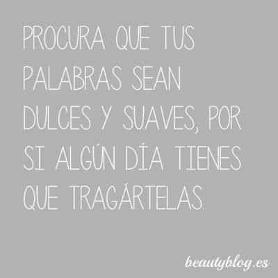 Frases en español Entre Nosotras