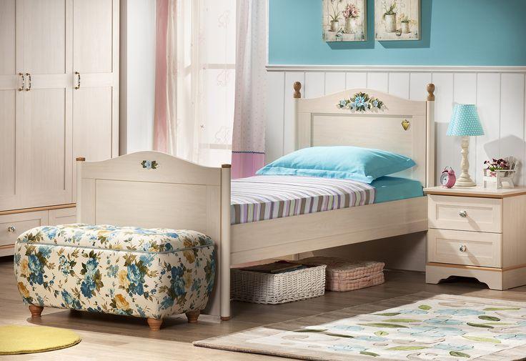 Детский кровать Cilek Flora