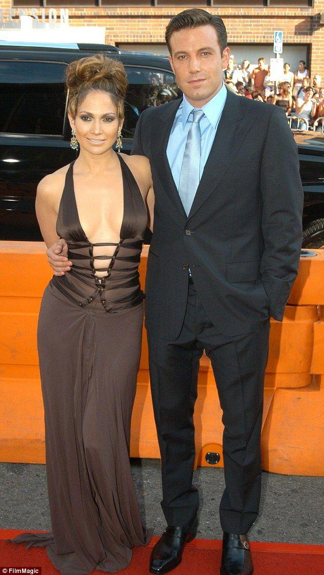 Jennifer Lopez and Ben Affleck 2002-2004!