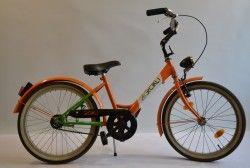 """""""Katica"""" - Re-Cikli festéssel ellátott 20-as lány bicikli"""