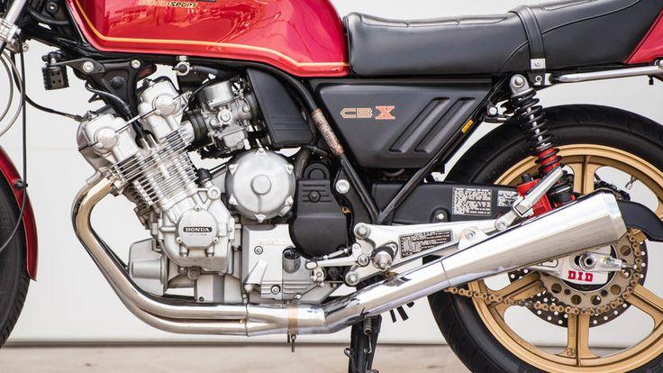 1979 Honda CBX - 6