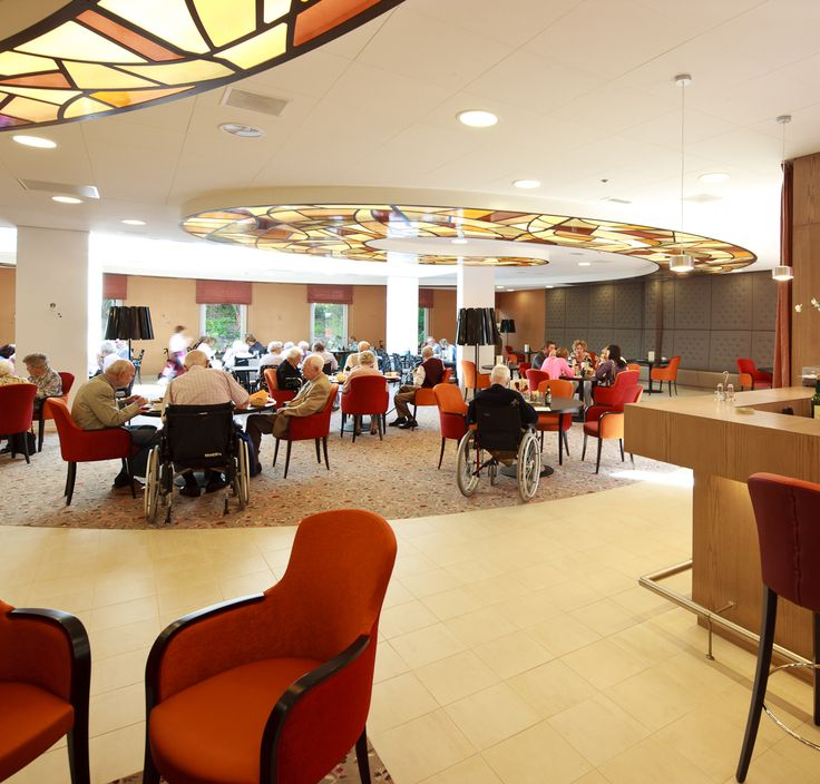 Best health care interiors by annekoos littel interior