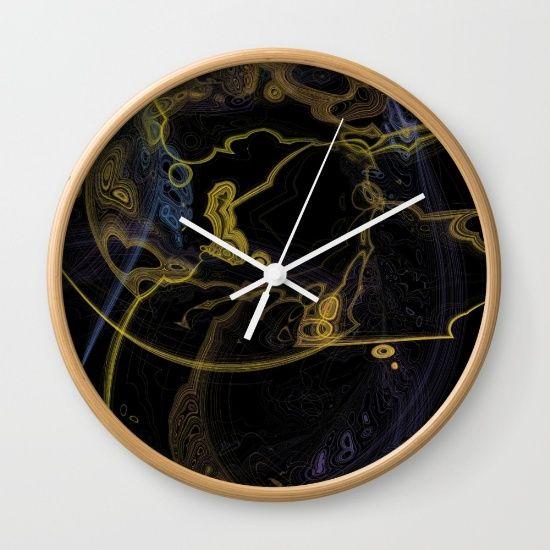 pilla Wall Clock