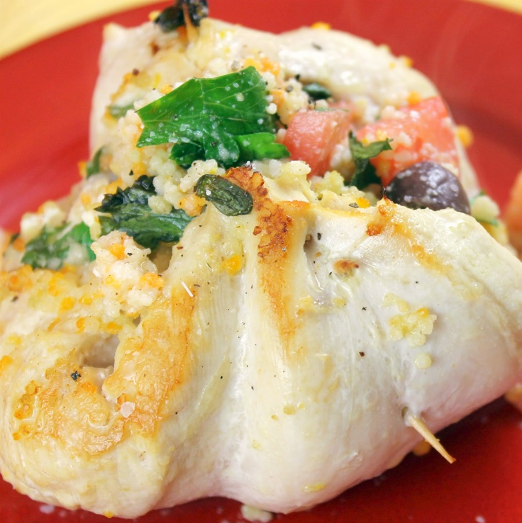 Couscous Stuffed Chicken Breasts Recipes — Dishmaps