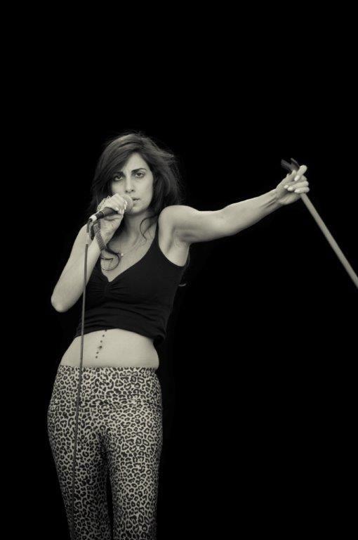 MUSIC PHOTO NEWS: Yasmine Hamdan