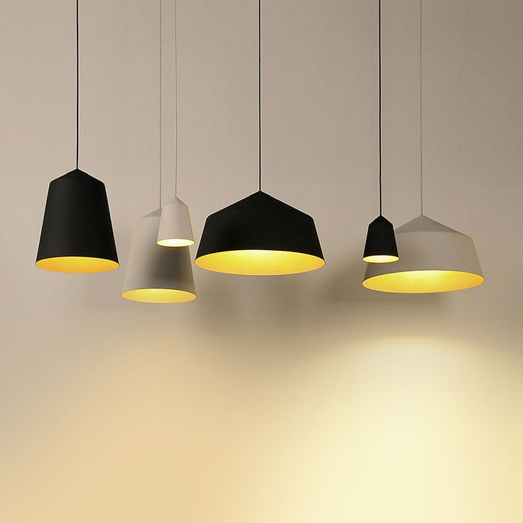 Vasteras Minimalist Scandinavian Pendant Light #60W #black #ceiling-light