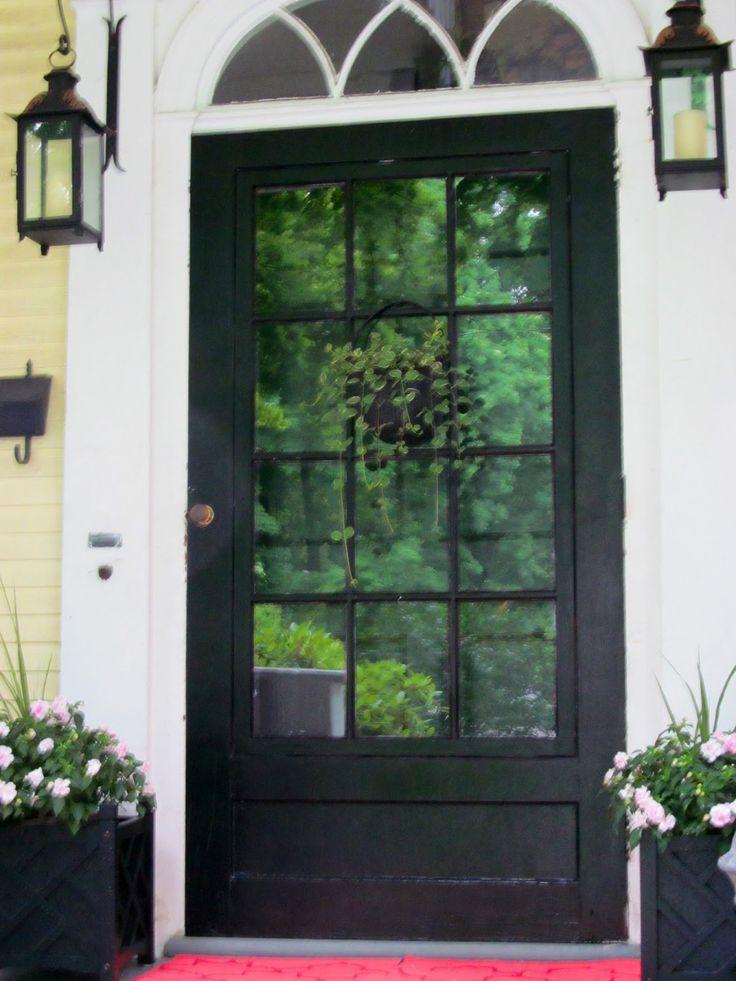 Glass Panel Exterior Door 201 best front doors images on pinterest | home, windows and doors