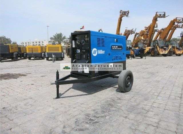 #MILLER #welding machine #BB500D #UAE  Capacity:600-AMPS Year: 2008