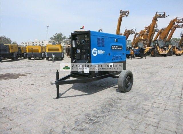 #MILLER #welding machine #BB500D #UAE  Capacity:600-AMPS Year: 2008