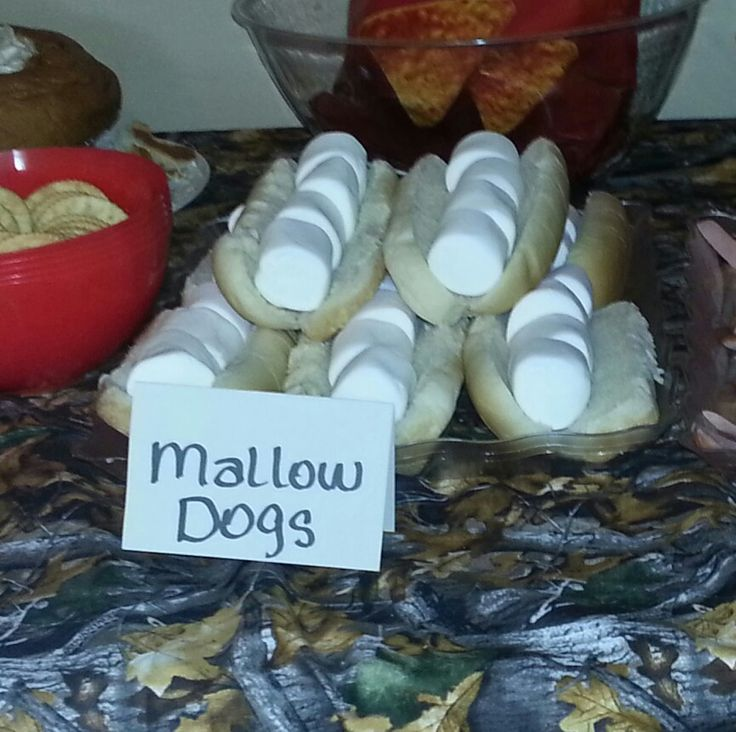You gotta have mallow dogs for a real Duck Dynasty party!: Ducks Dynasty, Ducks Parties, Mallow Dogs, 600597 Pixel, Ducks Command, Dog Recipes, Parties Ideas, Dynasty Parties, Dogs Recipes