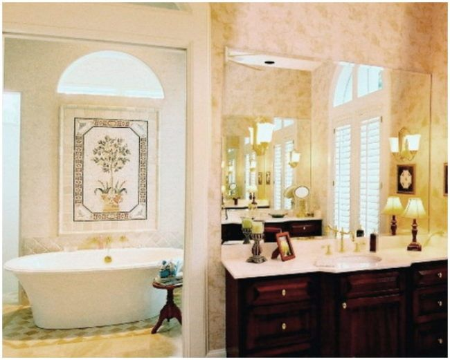The one thing to do for bathroom tile murals