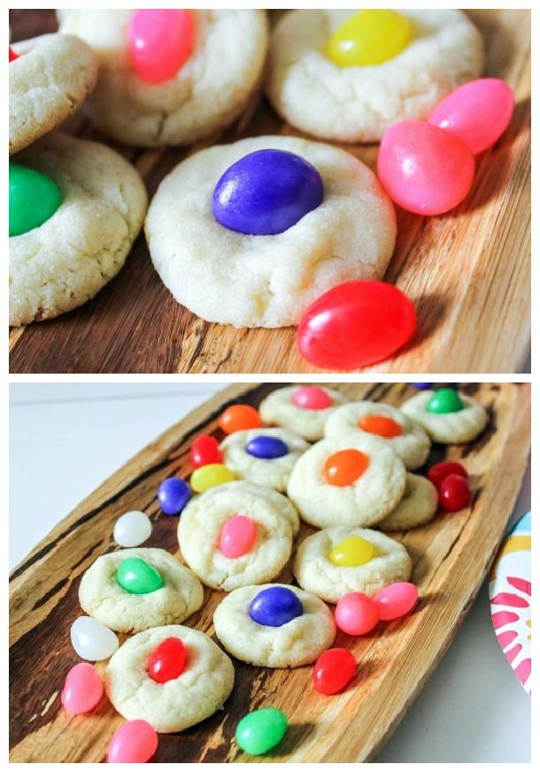 Jelly Bean Prayer Sugar Cookies. So cute.  #Jelly #Beans #jellybeans #Easter #crafts