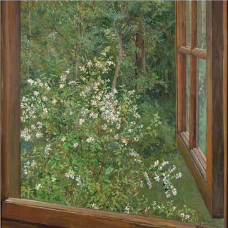 Лившиц Татьяна Исааковна (1925–2010) «Открытое окно»