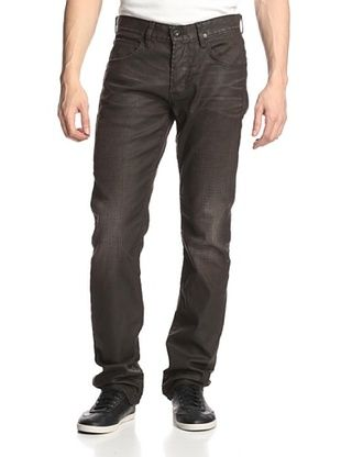 75% OFF Hudson Jeans Men's Byron Straight Leg Jean (Tom Hawk)