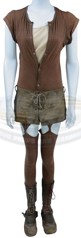 Resident Evil: Extinction - Alice's Stunt Outfit (Milla Jovovich)