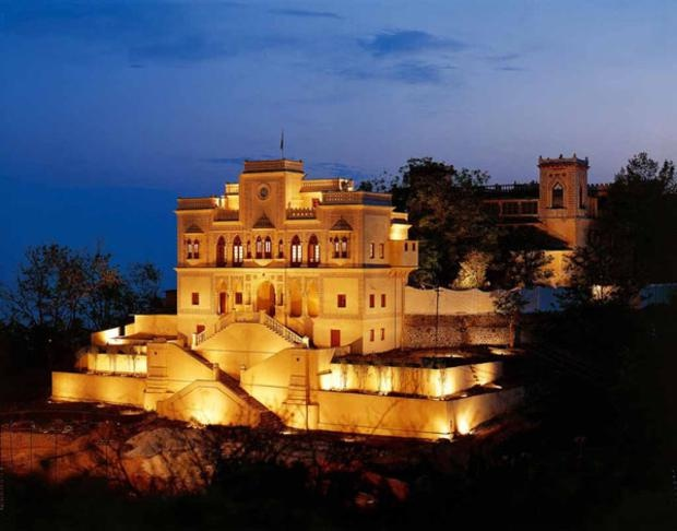Ananda Luxury Spa In the Himalayas
