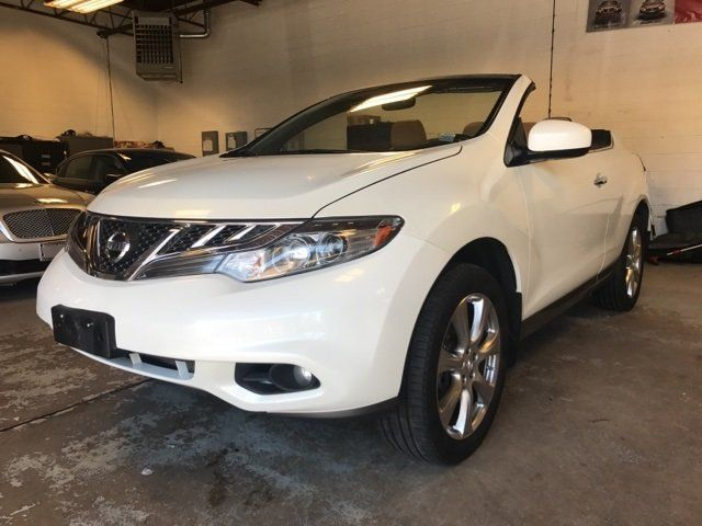 Used 2014 Nissan Murano CrossCabriolet Convertible for sale near you in New Rochelle, NY. Get more information and car pricing for this vehicle on Autotrader.