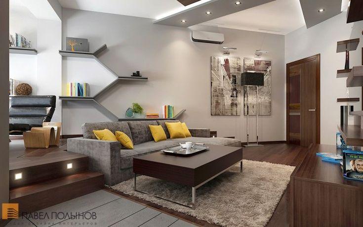 Stylish Small Apartment interior 4