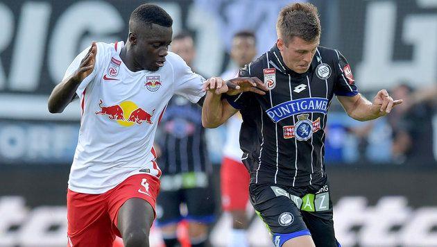 Sonntagsschlager Tabellenführer Sturm fordert Bullen aus Salzburg - Krone.at