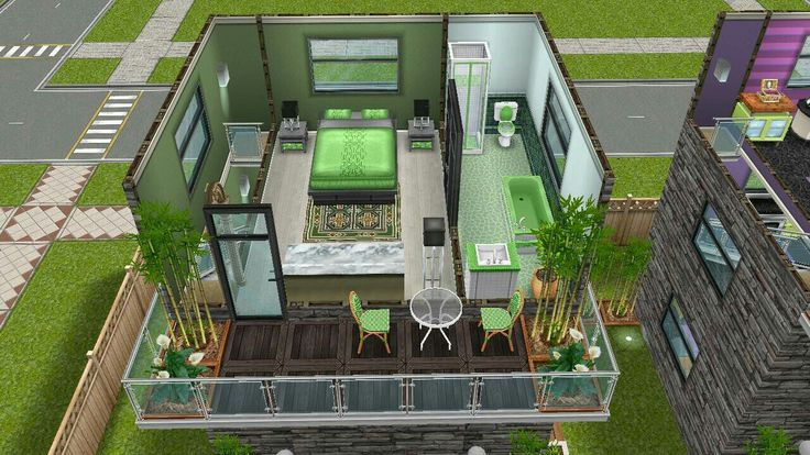52 best images about sims freeplay house ideas on for Sims 4 balcony