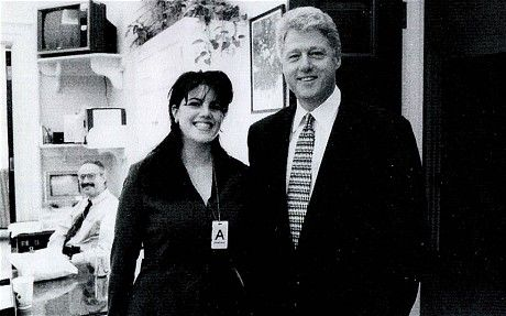 Monica Lewinsky: Hillary Clinton 'blamed the woman' for Bill ...