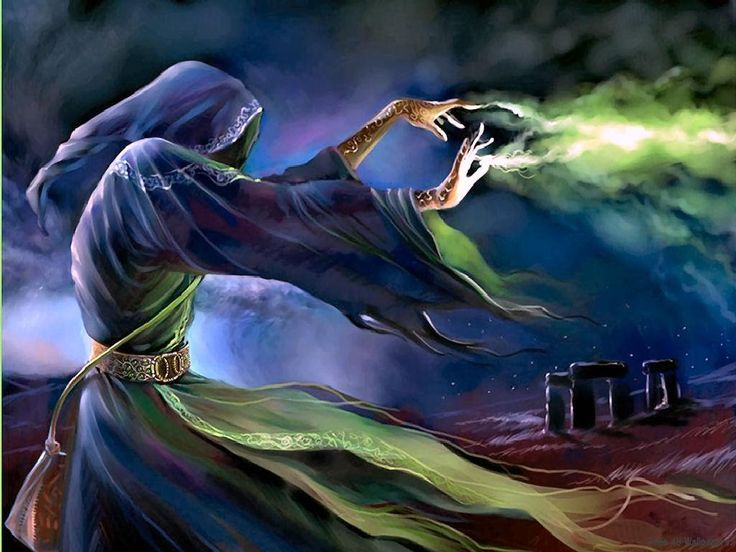 Storm Witch Spells