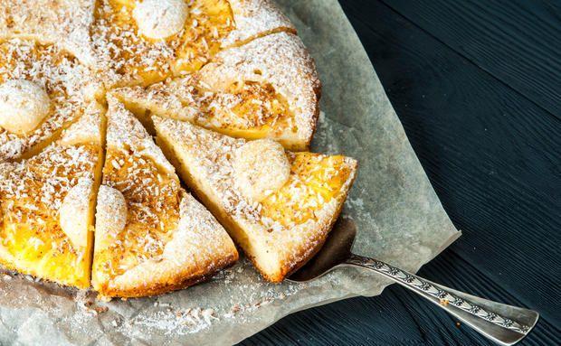 Erfrischend, saftig, lecker: Ananaskuchen