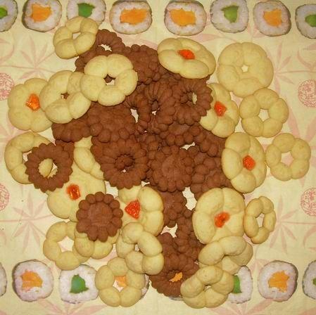 Egy finom Kinyomós keksz II. ebédre vagy vacsorára? Kinyomós keksz II. Receptek a Mindmegette.hu Recept gyűjteményében!