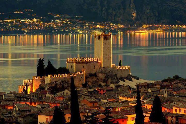 Garda Gölü, İtalya
