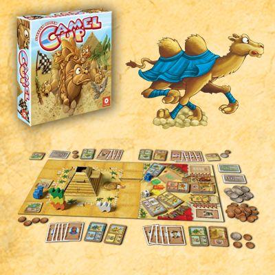 Camel Up - Jedisjeux : le site communautaire des jeux de société