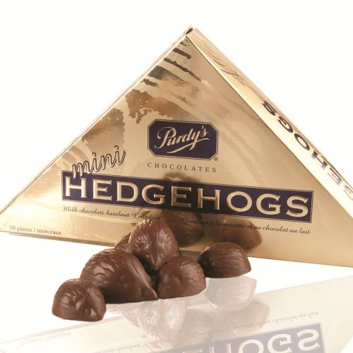 Purdys Chocolates - Easter Hedgehogs, I get them for Easter Luck ! @PurdysChocolate #EasterChocolate