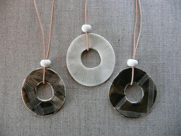 lets make ceramic jewelry