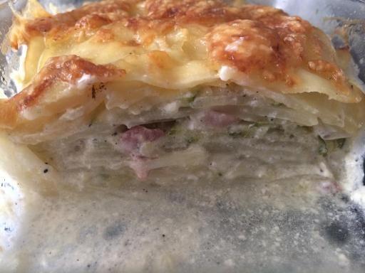 Dauphinois+de+courgettes+-+Recette+de+cuisine+Marmiton+:+une+recette