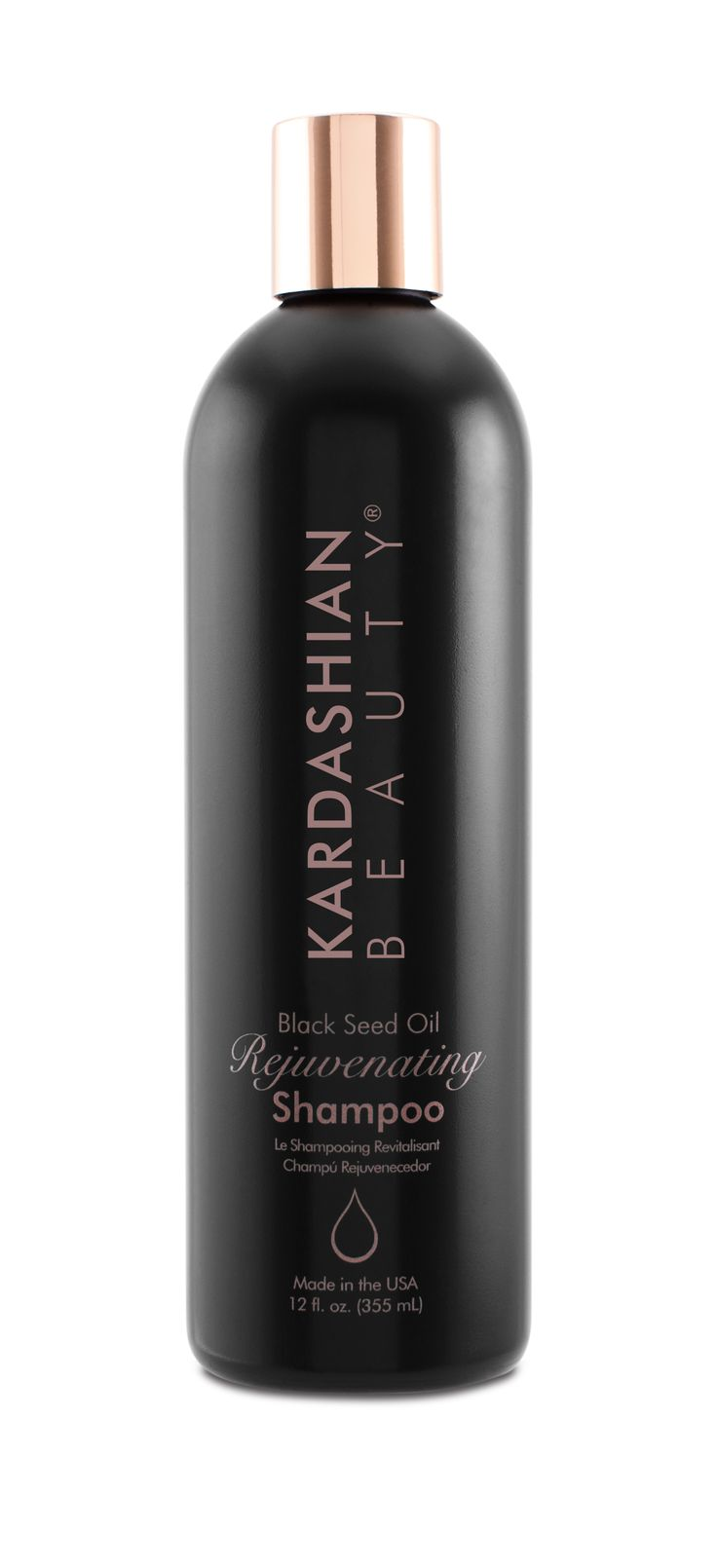 Kardashian Beauty Rejuvenating Shampoo 12oz