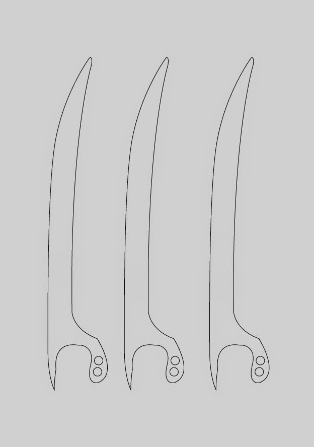 dali-lomo  x-men wolverine claws