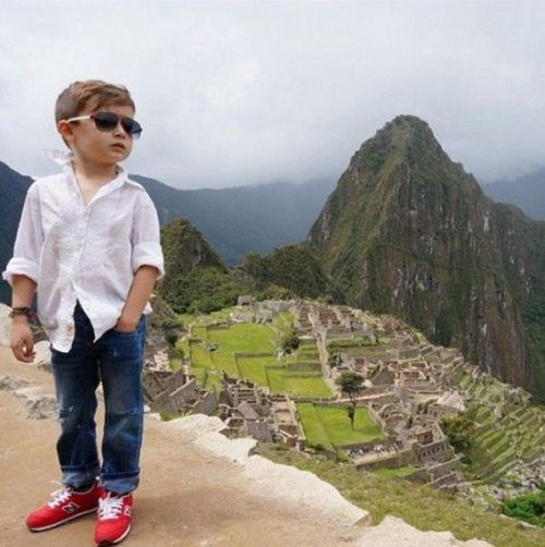 Alonso Mateo: The 5-year-old fashion expert : theCHIVE